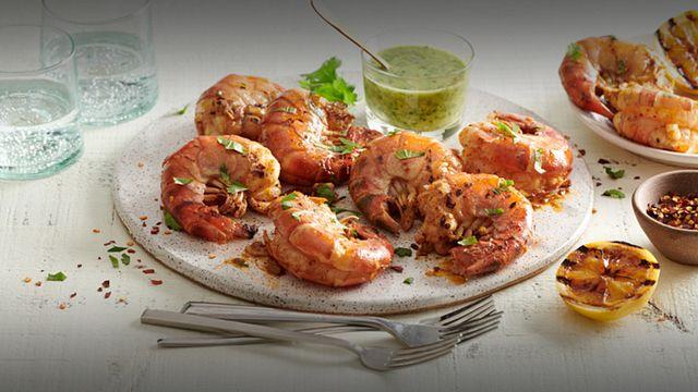 Colossal Grilling Shrimp