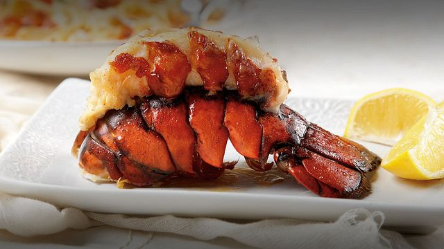 Wild North Atlantic Lobster Tails