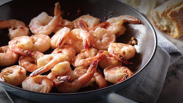 Wild American Shrimp