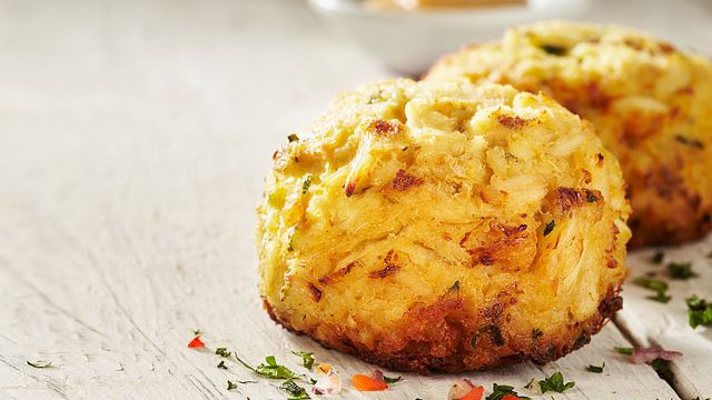 Ultimate Lump Crab Cakes
