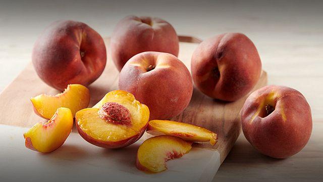 Eastern Yellow Peaches