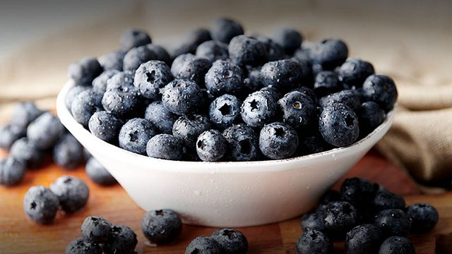Jumbo Blueberries