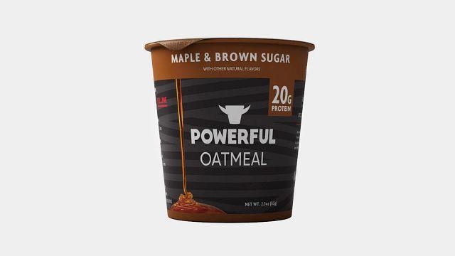 Powerful Oatmeal Cup
