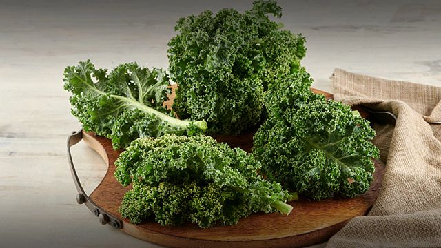ORGANIC Bunch Kale or Lacinato Kale