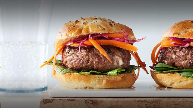 Fresh Gourmet Burgers