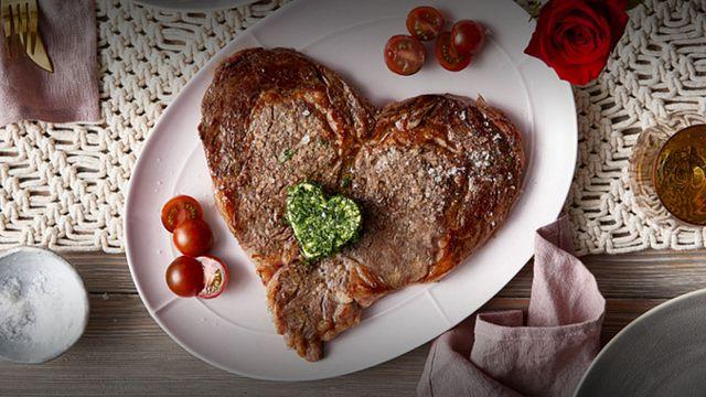 Sweetheart Ribeye Steak