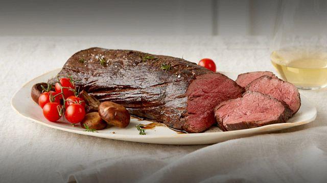 Grass-Fed Whole Beef Tenderloin