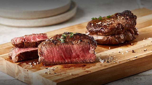 Premium Choice Chateaubriand Cut Filet Mignon