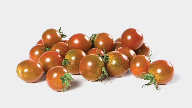 Brown Cherry Tomatoes
