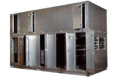 Solution Semi Custom Indoor AHU product image