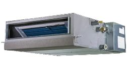 YORK VRF Ducted High Static Indoor Unit