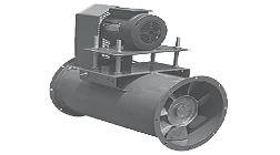 Tube Axial Fans (ATD, ATB)