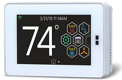 Hx3 Touch Screen Thermostat product image
