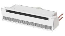 Side Wall Concealed Active Chilled Beam