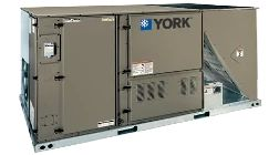YORK® Sun™ Pro Packaged Rooftop Units