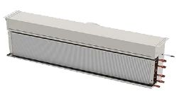 Vertical Recessed Active Chilled Beam