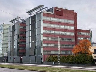 Varian Finland office building