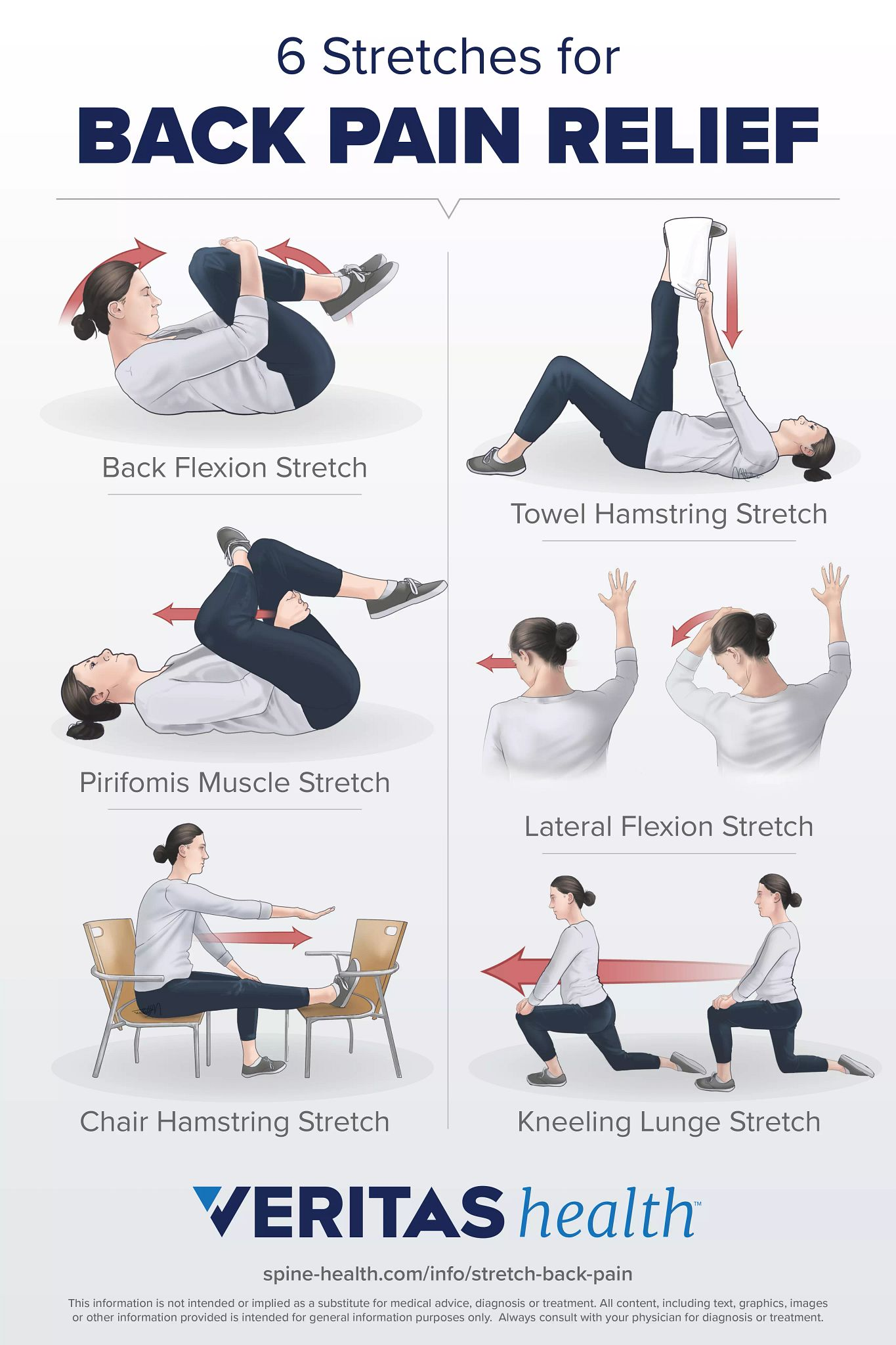Stretching For Back Pain Relief