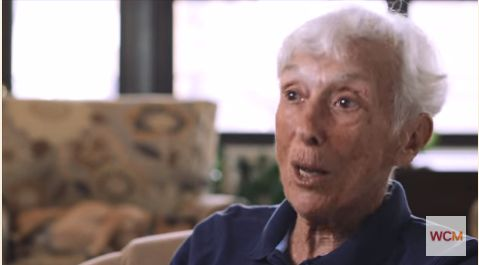 Octogenarian runner Marjorie Kagan saw a pain specialist  at Weill Cornell Medicine, who soon pinpointed the reason  for her pain and got her the help she needed to run again.