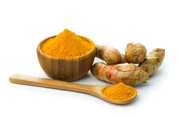 Research shows that turmeric has anti-inflammatory properties.