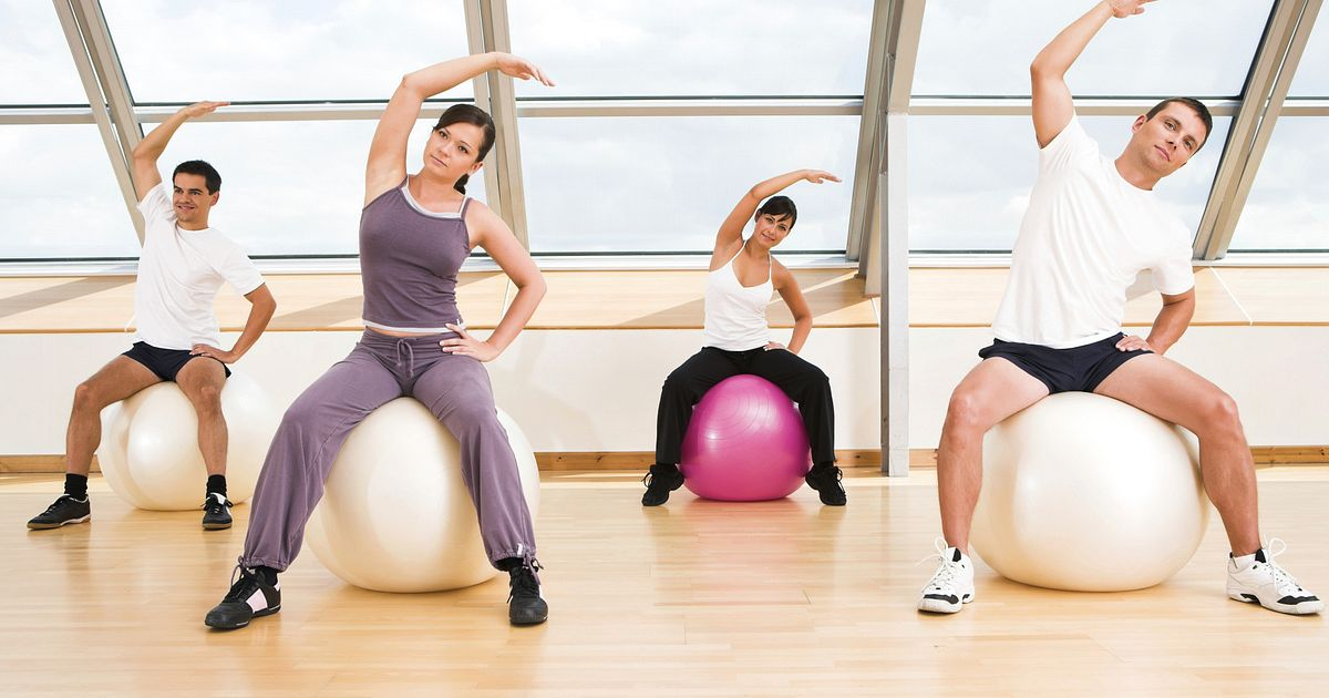 Commonly Prescribed Exercise Ball Workouts For Back Pain