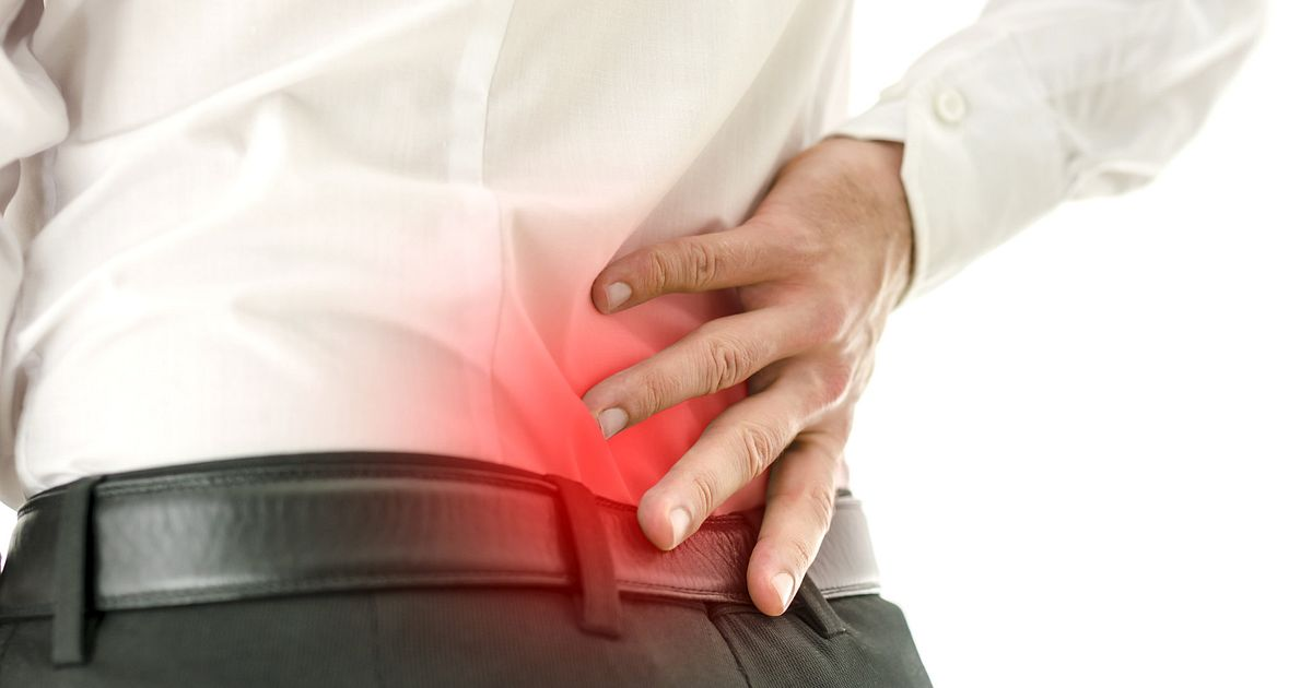 What Is The Cause Of Your Lower Left Back Pain