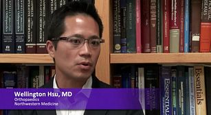 Watch a video discussing spine injuries in young athletes