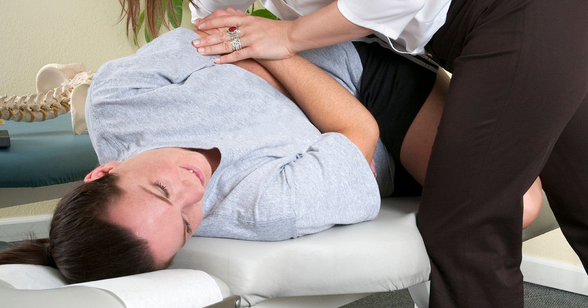 Image result for chiropractic adjustment