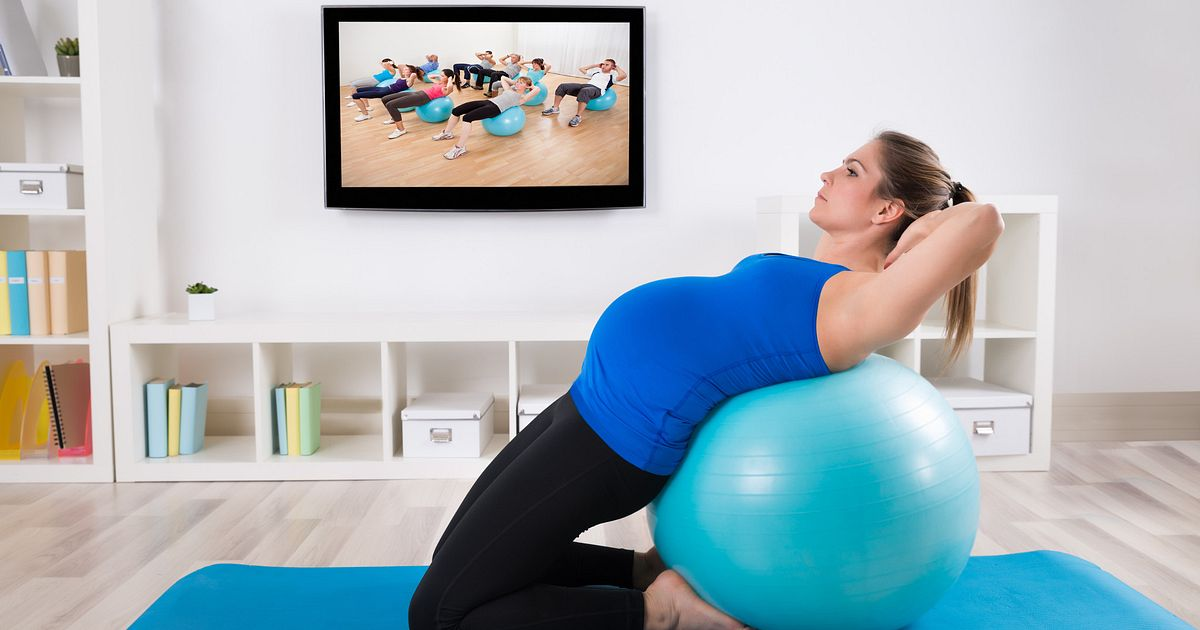 Exercise for Back Pain During Pregnancy
