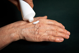 There are a variety of topical pain relievers that may be used to relieve arthritis pain.