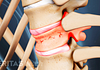 Animated video still of a vertebral compression fracture
