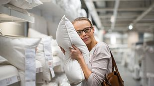 Choosing the right pillow