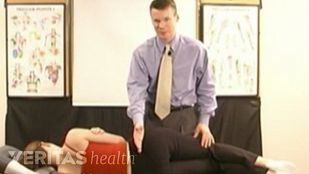 Chiropractic Adjustment of the Sacroiliac Joint Video
