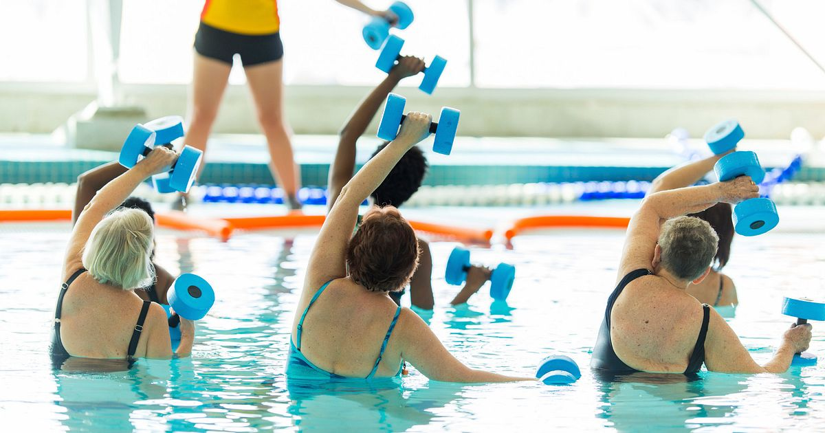 Water Exercises For Lower Back Pain