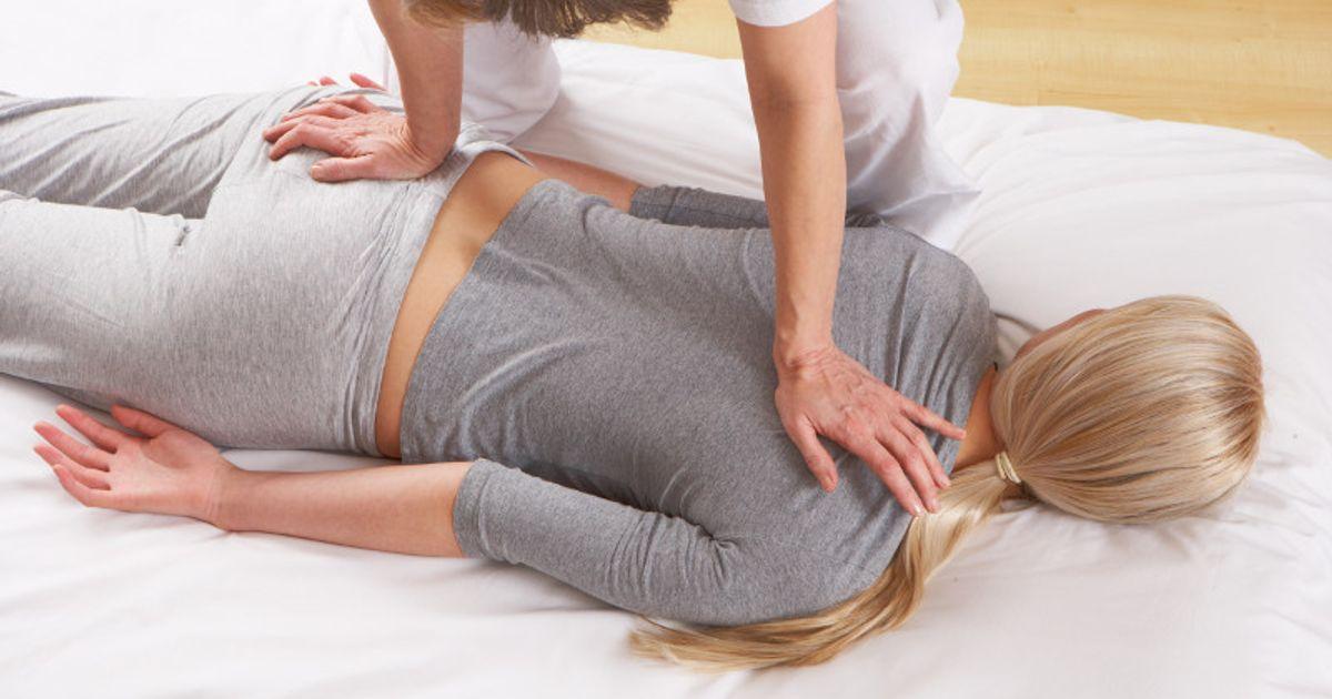 Shiatsu Massage Definition | Back Pain and Neck Pain