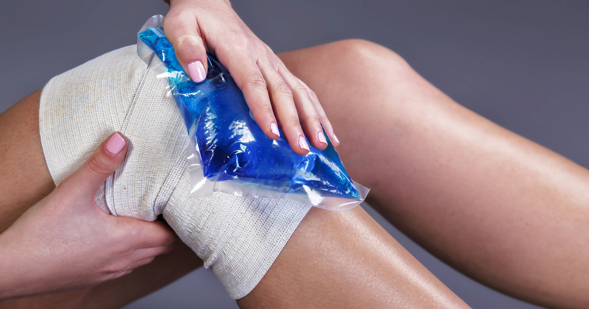 Treating Knee Sprains