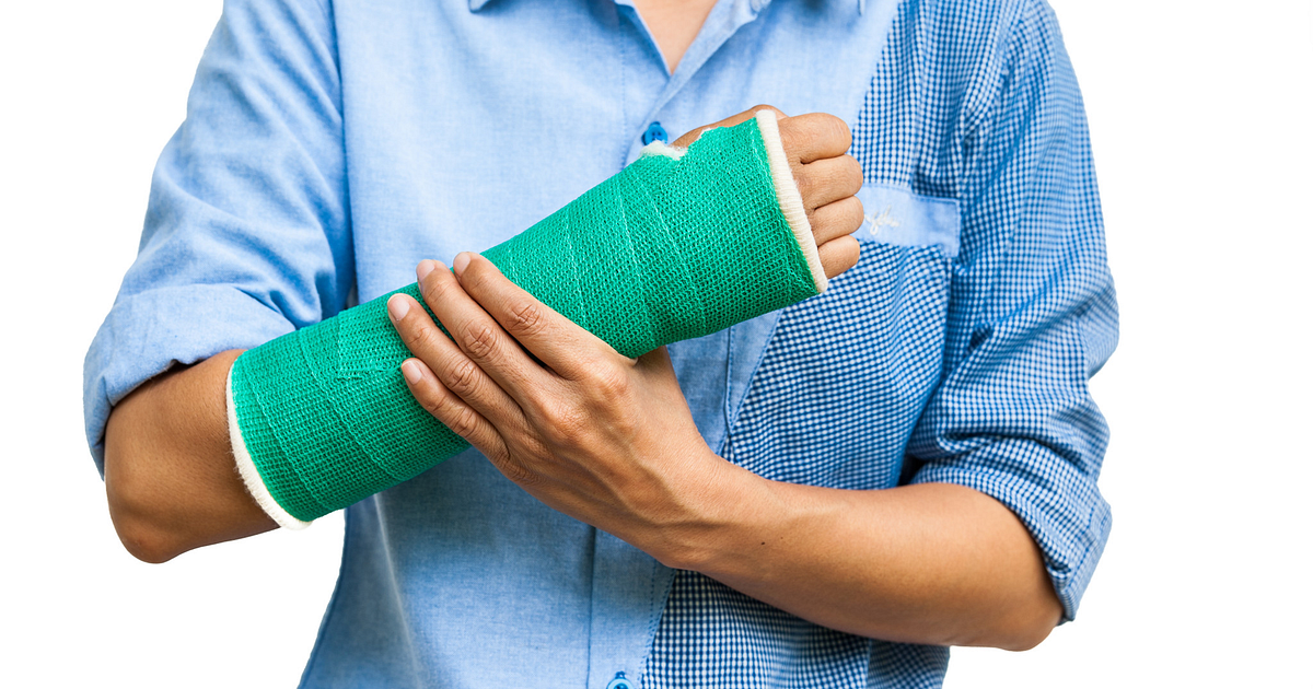 Recovering from a Distal Radius Fracture