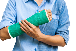 Recovering from a distal radius fracture with and without surgery