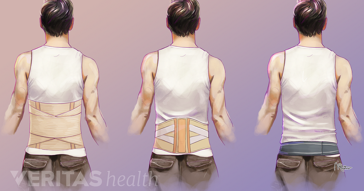 b070e96aea8 Types of Back Braces Used for Lower Back Pain Relief