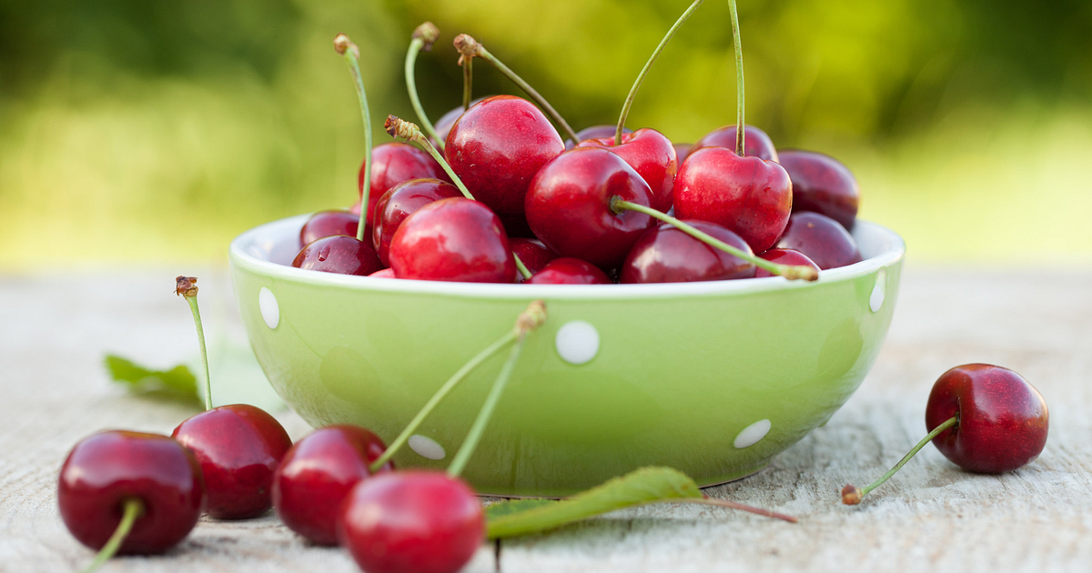 Do Cherries Prevent Gout?