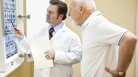 Lumbar Degenerative Disc Disease Diagnosis