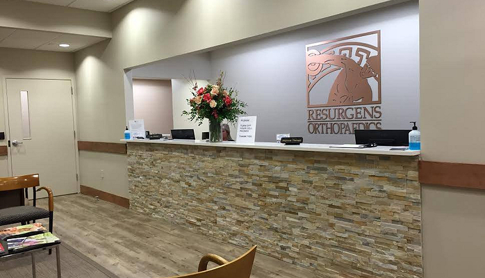 Resurgens Spine Center welcomes spine patients at all of its 24 locations.