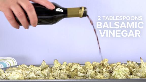 Cauliflower DIY video