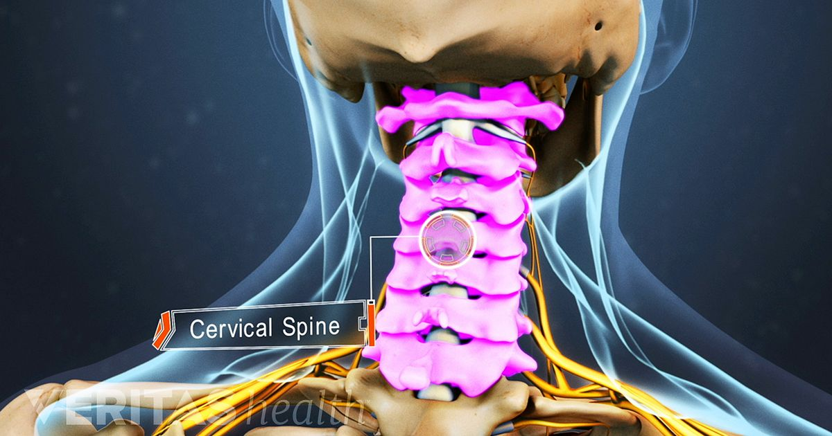 How The Cervical Spine Changes With Age