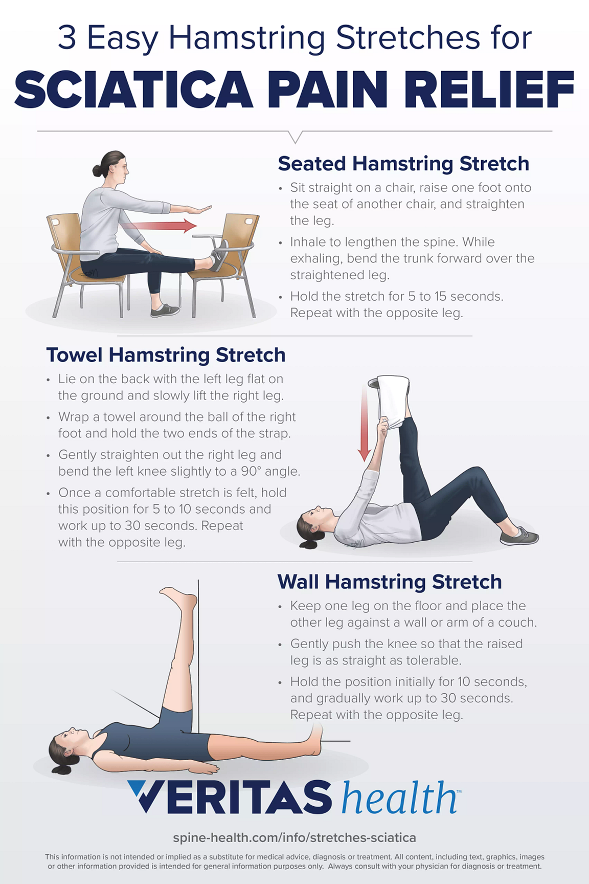 How To Exercise With Sciatica