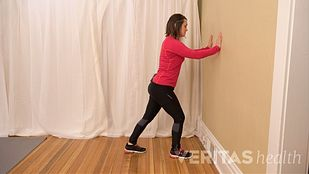 Video: Standing Calf Muscle Stretch