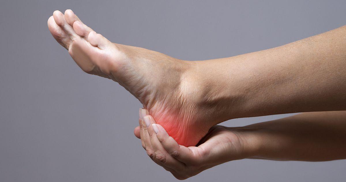 Is Heel Pain Caused By Heel Spurs Or Plantar Fasciitis
