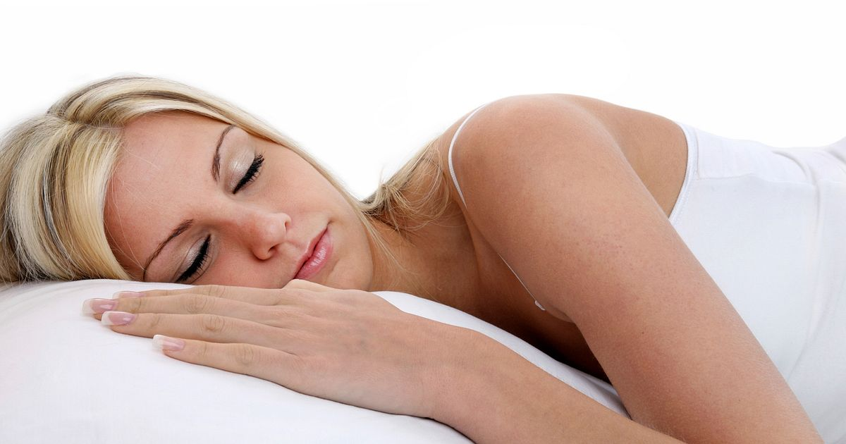 The Best Sleeping Position for Your Back Pain
