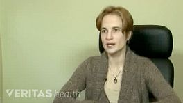 Dr. Ana Bracilovic talking about Hip Bursitis
