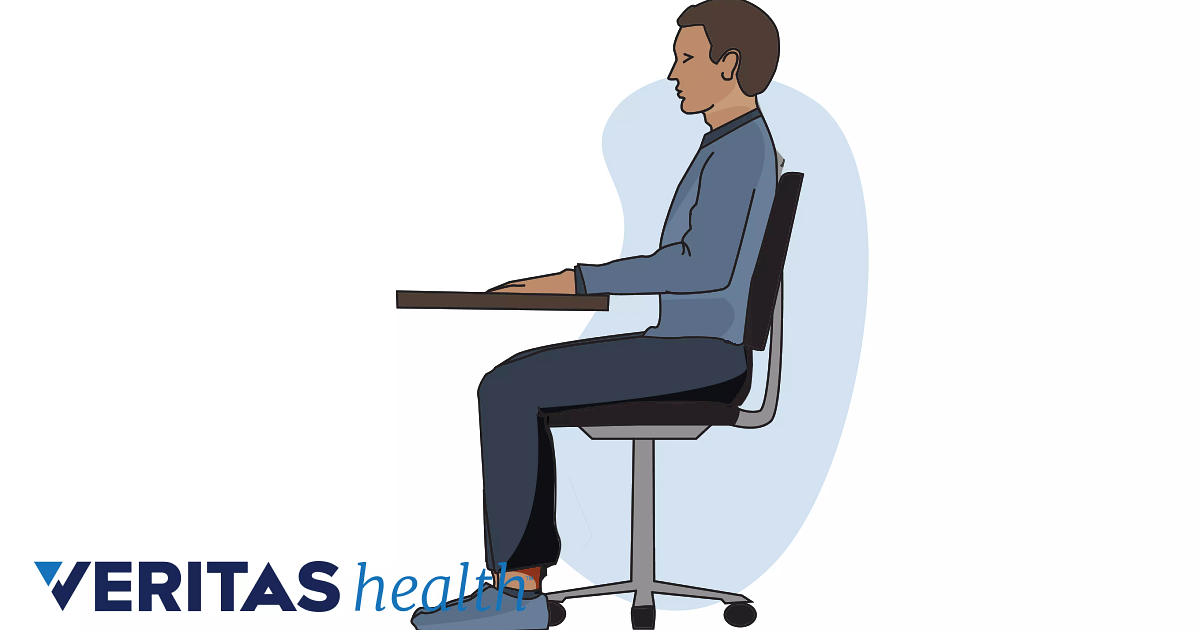 Office Chair How To Reduce Back Pain